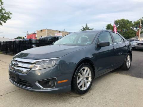 2012 Ford Fusion for sale at Crestwood Auto Center in Richmond VA