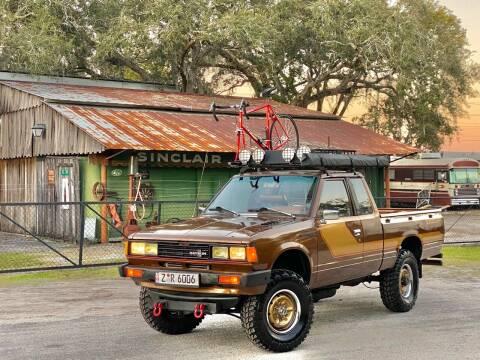 1981 Datsun 720
