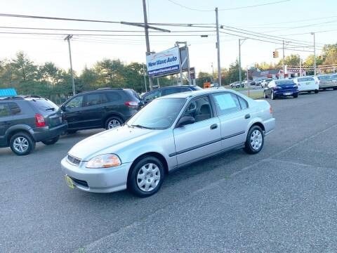 1998 Honda Civic for sale at New Wave Auto of Vineland in Vineland NJ