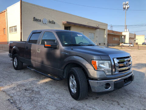 2011 Ford F-150 for sale at Dynasty Auto in Dallas TX