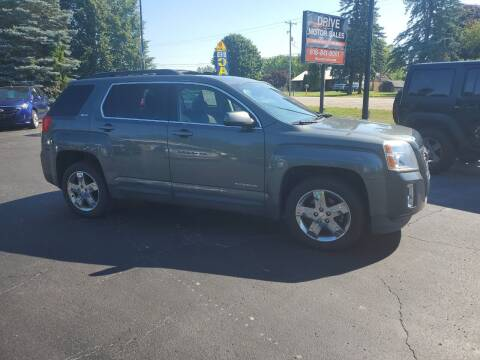 2012 GMC Terrain for sale at Drive Motor Sales in Ionia MI