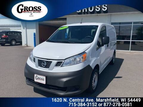 2015 Nissan NV200 for sale at Gross Motors of Marshfield in Marshfield WI