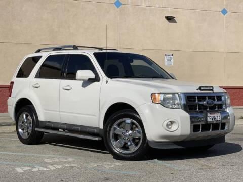 2012 Ford Escape for sale at CAR CITY SALES in La Crescenta CA
