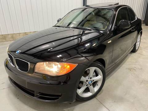 2011 BMW 1 Series for sale at EUROPEAN AUTOHAUS, LLC in Holland MI