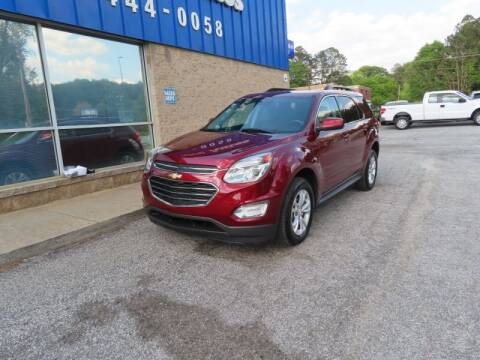 2016 Chevrolet Equinox for sale at Southern Auto Solutions - 1st Choice Autos in Marietta GA