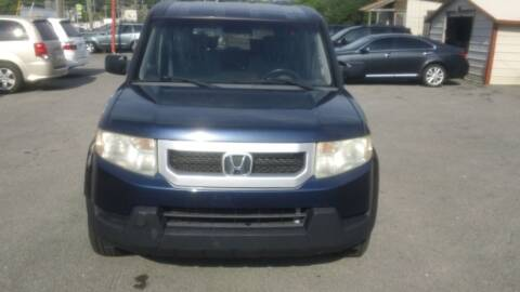 2009 Honda Element for sale at Knoxville Used Cars in Knoxville TN