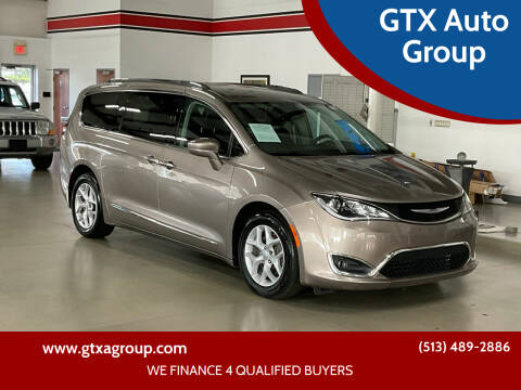2017 Chrysler Pacifica for sale at GTX Auto Group in West Chester OH