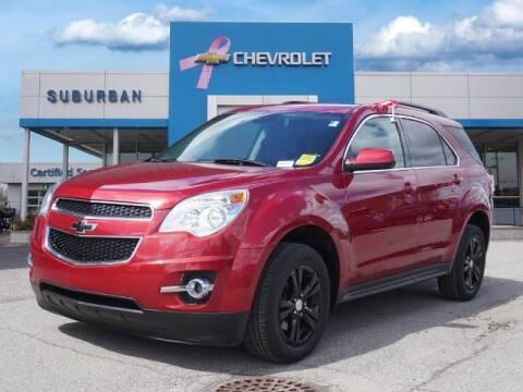 2013 Chevrolet Equinox for sale at Suburban Chevrolet of Ann Arbor in Ann Arbor MI