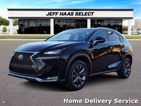 2017 Lexus NX 200t for sale at JEFF HAAS MAZDA in Houston TX