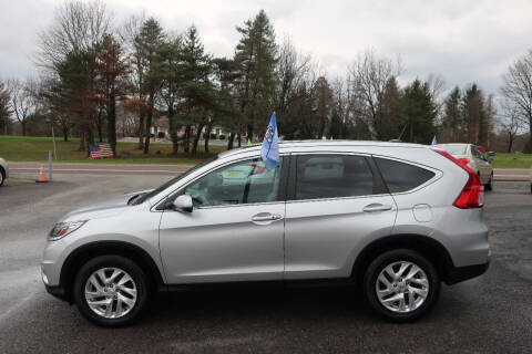2015 Honda CR-V for sale at GEG Automotive in Gilbertsville PA