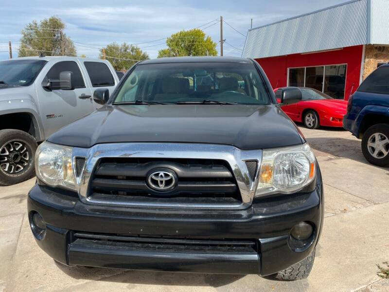 2006 Toyota Tacoma for sale at PYRAMID MOTORS AUTO SALES in Florence CO