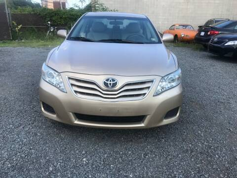 2010 Toyota Camry for sale at A & B Auto Finance Company in Alexandria VA
