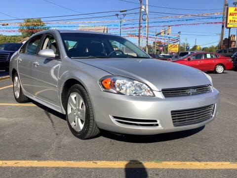 2010 Chevrolet Impala for sale at Active Auto Sales in Hatboro PA