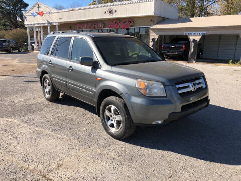 2008 Honda Pilot for sale at Townsend Auto Mart in Millington TN