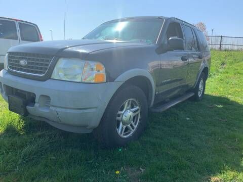 2002 Ford Explorer for sale at 1NCE DRIVEN in Easton PA