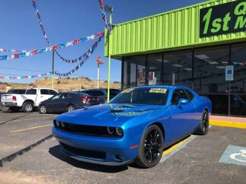 2016 Dodge Challenger for sale at 1st Quality Motors LLC in Gallup NM