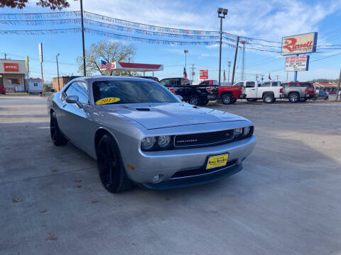 2012 Dodge Challenger for sale at Russell Smith Auto in Fort Worth TX