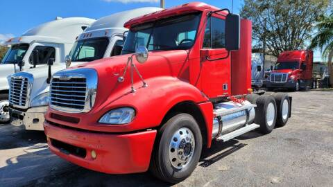 2007 Freightliner Columbia 120 for sale at The Auto Market Sales & Services Inc. in Orlando FL