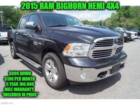 2015 RAM Ram Pickup 1500 for sale at D&D Auto Sales, LLC in Rowley MA
