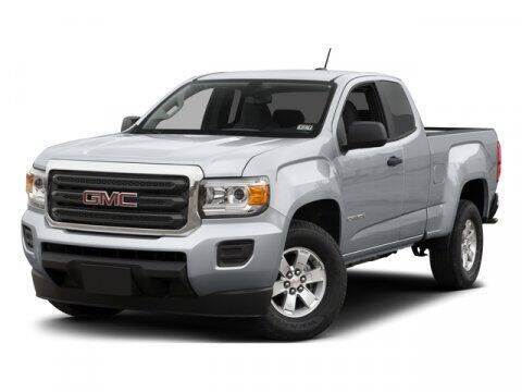 2016 GMC Canyon for sale at DON'S CHEVY, BUICK-GMC & CADILLAC in Wauseon OH