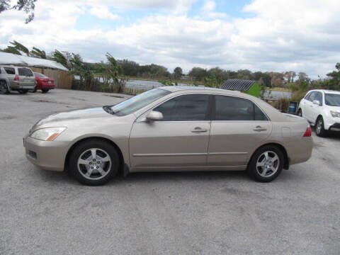 2006 Honda Accord for sale at Orlando Auto Motors INC in Orlando FL