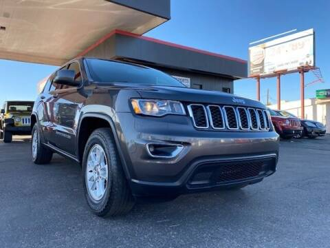 2018 Jeep Grand Cherokee for sale at JQ Motorsports East in Tucson AZ