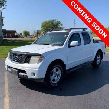 2008 Nissan Frontier for sale at Monster Cars in Pompano Beach FL