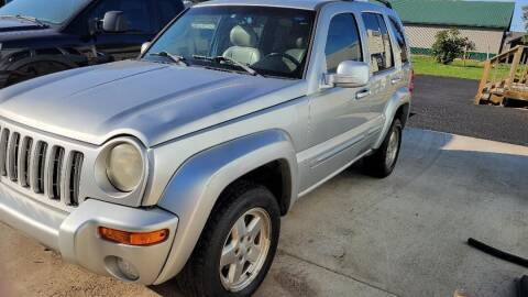 2003 Jeep Liberty for sale at JR Auto in Brookings SD