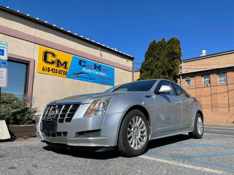 2012 Cadillac CTS for sale at Car Mart Auto Center II, LLC in Allentown PA