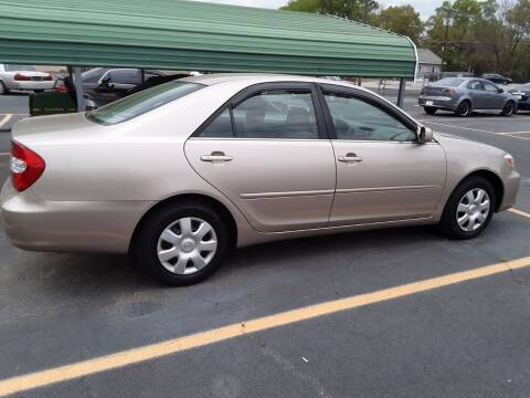 2004 Toyota Camry for sale at A-1 Auto Sales in Anderson SC