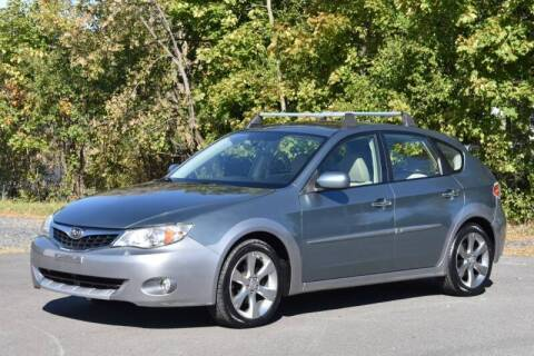 2009 Subaru Impreza for sale at GREENPORT AUTO in Hudson NY