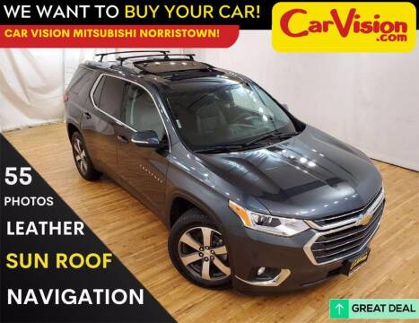 2018 Chevrolet Traverse for sale at Car Vision Mitsubishi Norristown in Trooper PA