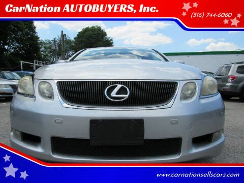 2006 Lexus GS 300 for sale at CarNation AUTOBUYERS, Inc. in Rockville Centre NY