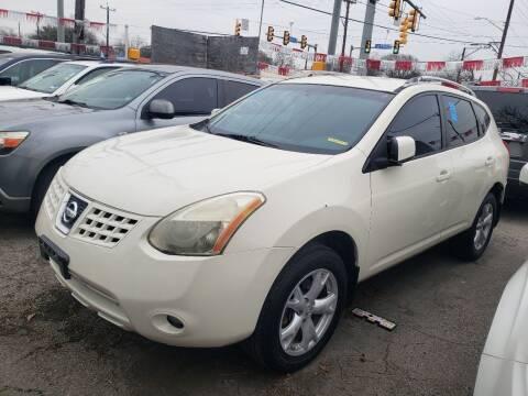 2008 Nissan Rogue for sale at C.J. AUTO SALES llc. in San Antonio TX
