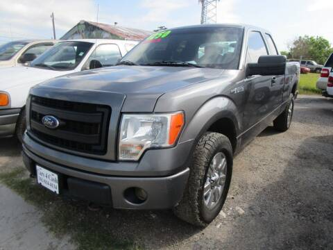 2014 Ford F-150 for sale at Cars 4 Cash in Corpus Christi TX