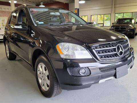2006 Mercedes-Benz M-Class for sale at AW Auto & Truck Wholesalers  Inc. in Hasbrouck Heights NJ