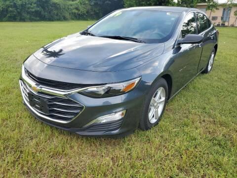 2019 Chevrolet Malibu for sale at VC Auto Sales in Miami FL