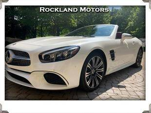 2017 Mercedes-Benz SL-Class for sale at Rockland Automall - Rockland Motors in West Nyack NY