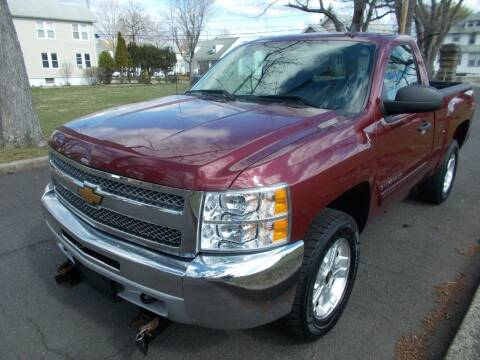 2013 Chevrolet Silverado 1500 for sale at Mercury Auto Sales in Woodland Park NJ
