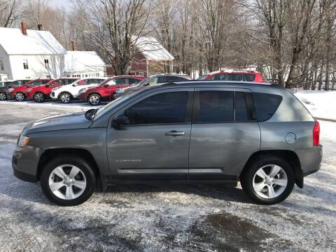 2011 Jeep Compass for sale at MICHAEL MOTORS in Farmington ME