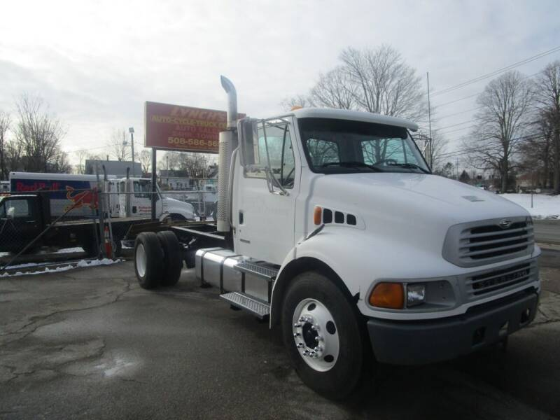 2005 Sterling Acterra for sale at Lynch's Auto - Cycle - Truck Center in Brockton MA