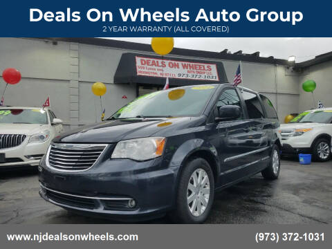 2014 Chrysler Town and Country for sale at Deals On Wheels Auto Group in Irvington NJ