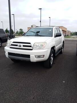 2004 Toyota 4Runner for sale at COYLE GM - COYLE NISSAN - New Inventory in Clarksville IN