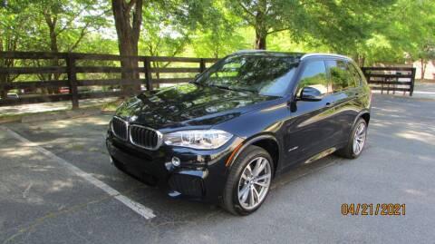 2018 BMW X5 for sale at German Auto World LLC in Alpharetta GA
