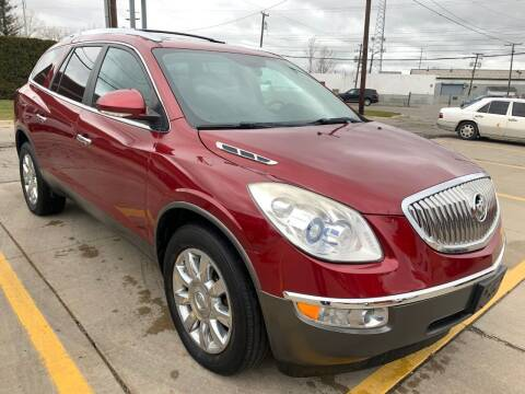 2011 Buick Enclave for sale at City Auto Sales in Roseville MI