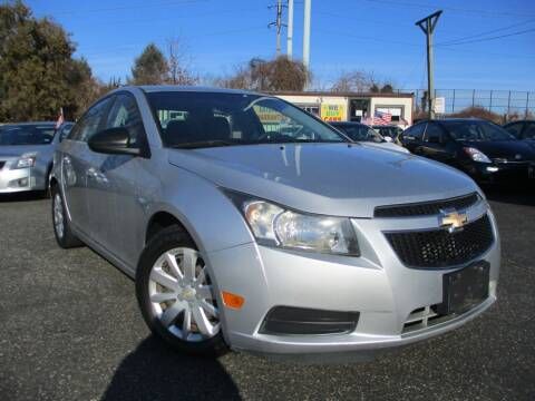 2011 Chevrolet Cruze for sale at Unlimited Auto Sales Inc. in Mount Sinai NY