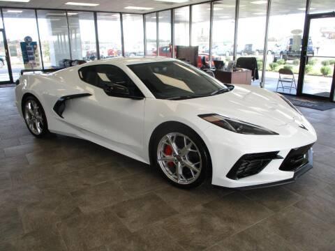 2020 Chevrolet Corvette for sale at Auto Gallery Chevrolet in Commerce GA