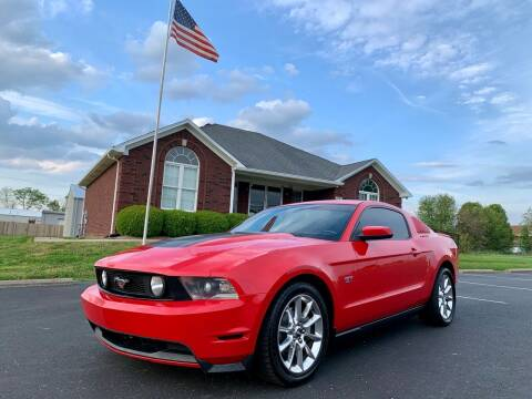2010 Ford Mustang for sale at HillView Motors in Shepherdsville KY