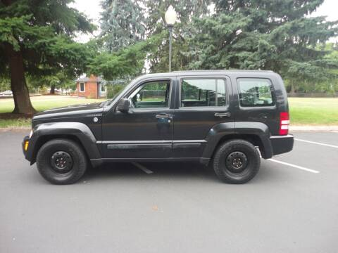 2008 Jeep Liberty for sale at TONY'S AUTO WORLD in Portland OR