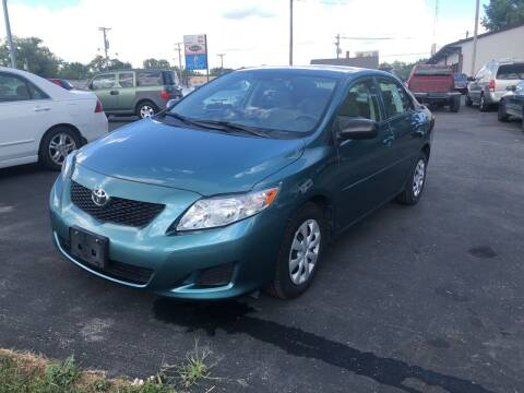 2009 Toyota Corolla for sale at Prospect Auto Mart in Peoria IL